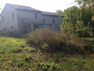 CASA COLONICA IN COLLINA